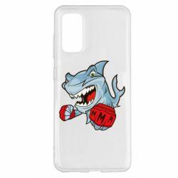 Чохол для Samsung S20 Shark MMA