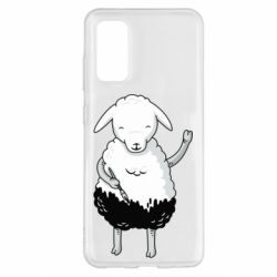 Чохол для Samsung S20 Sheep
