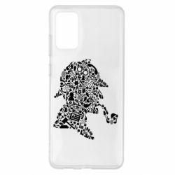 Чохол для Samsung S20+ Sherlock Holmes