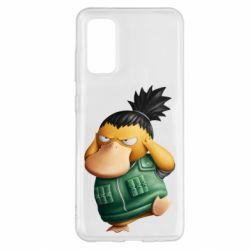 Чохол для Samsung S20 Shikamaru Psyduck