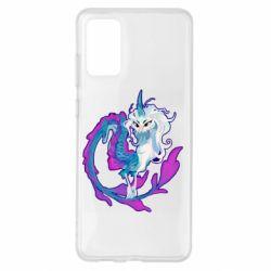Чохол для Samsung S20+ Sisu Dragon Art