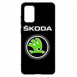 Чохол для Samsung S20+ Skoda Bird