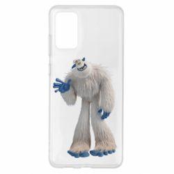 Чохол для Samsung S20+ Smallfoot Migo
