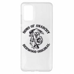 Чохол для Samsung S20+ Sons of Anarchy