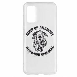 Чохол для Samsung S20 Sons of Anarchy