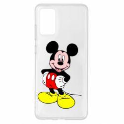 Чохол для Samsung S20+ Сool Mickey Mouse
