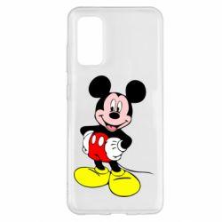 Чохол для Samsung S20 Сool Mickey Mouse
