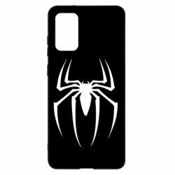 Чехол для Samsung S20+ Spider Man Logo