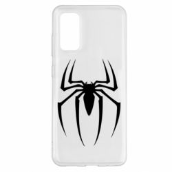 Чехол для Samsung S20 Spider Man Logo