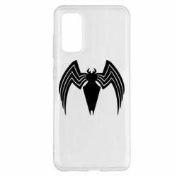 Чохол для Samsung S20 Spider venom