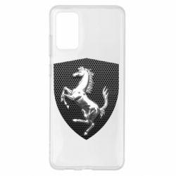 Чохол для Samsung S20+ Stallion metal