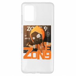 Чохол для Samsung S20+ Standoff Zone 9