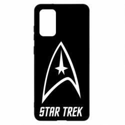 Чохол для Samsung S20+ Star Trek