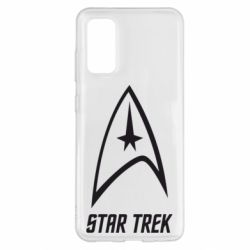 Чохол для Samsung S20 Star Trek
