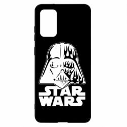 Чохол для Samsung S20+ STAR WARS MASK