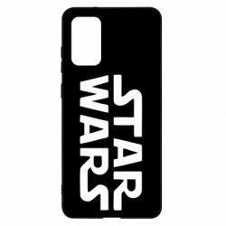 Чохол для Samsung S20+ STAR WARS