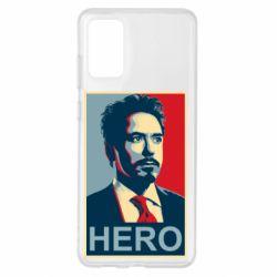 Чохол для Samsung S20+ Stark Hero