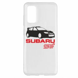Чохол для Samsung S20 Subaru STI