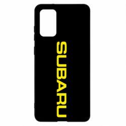 Чохол для Samsung S20+ Subaru
