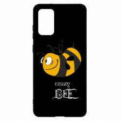 Чохол для Samsung S20+ Шалена бджілка