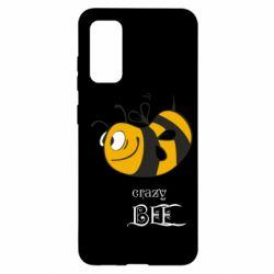 Чохол для Samsung S20 Шалена бджілка
