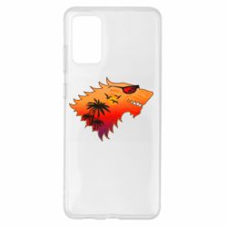Чохол для Samsung S20+ Summer Wolf with glasses Game of Thrones