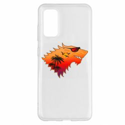 Чохол для Samsung S20 Summer Wolf with glasses Game of Thrones