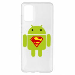 Чохол для Samsung S20+ Super Android