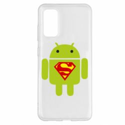 Чохол для Samsung S20 Super Android