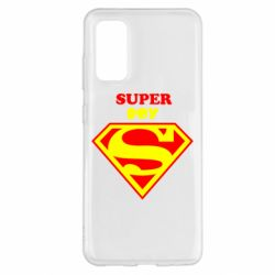 Чохол для Samsung S20 Super Boy