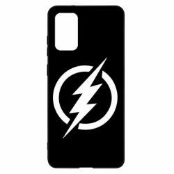 Чохол для Samsung S20+ Superhero logo