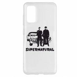 Чохол для Samsung S20 Supernatural Брати Вінчестери