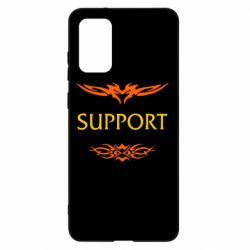 Чехол для Samsung S20+ Support
