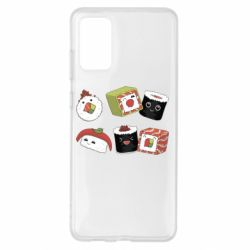 Чохол для Samsung S20+ Sushi