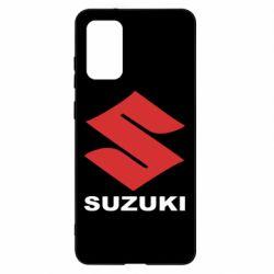 Чохол для Samsung S20+ Suzuki