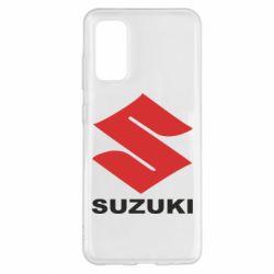 Чохол для Samsung S20 Suzuki