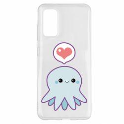 Чехол для Samsung S20 Sweet Octopus