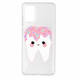 Чохол для Samsung S20+ Sweet tooth