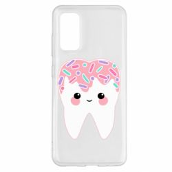 Чохол для Samsung S20 Sweet tooth