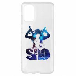 Чохол для Samsung S20+ Sword Art Online space