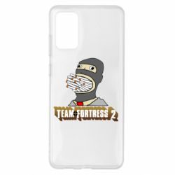 Чехол для Samsung S20+ Team Fortress 2 Art