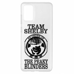 Чохол для Samsung S20+ Team Shelby the Peaky Blinders