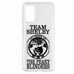 Чохол для Samsung S20 Team Shelby the Peaky Blinders