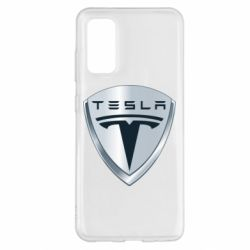 Чехол для Samsung S20 Tesla Corp
