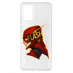 Чехол для Samsung S20+ The Flash