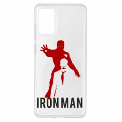 Чохол для Samsung S20+ The Invincible Iron Man