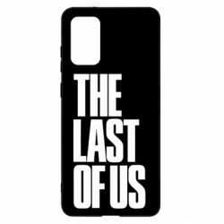 Чохол для Samsung S20+ The Last of Us