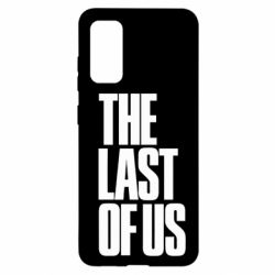 Чохол для Samsung S20 The Last of Us