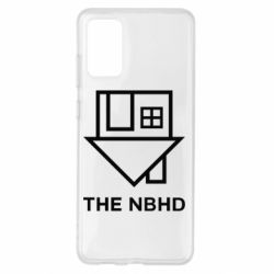 Чехол для Samsung S20+ THE NBHD Logo