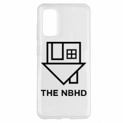 Чехол для Samsung S20 THE NBHD Logo